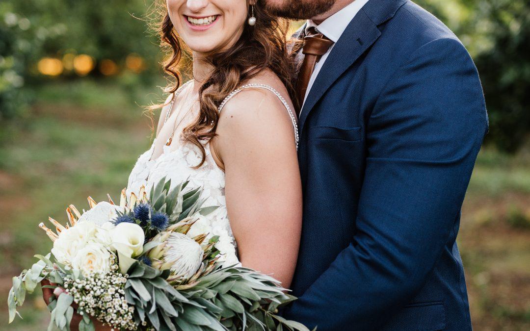 Annelien & Riaan Wedding
